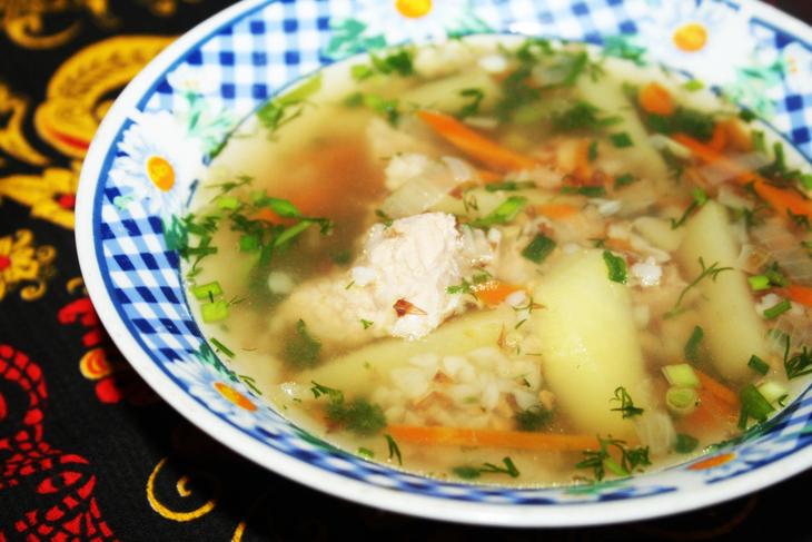 суп со свининой рецепт