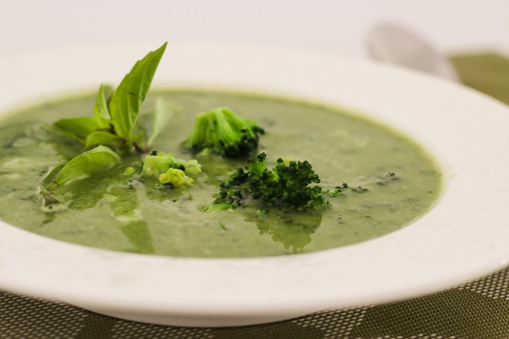 суп с брокколи рецепт приготовления