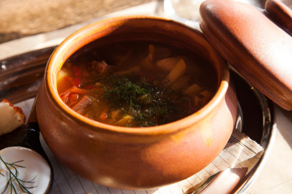 щи из свежей капусты рецепт приготовления