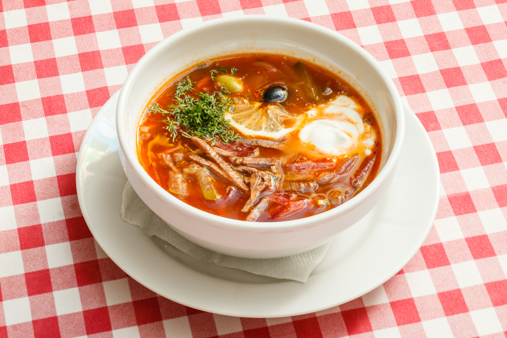 быстрый суп рецепт