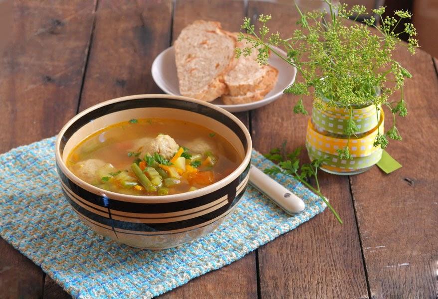 вкусный быстрый суп