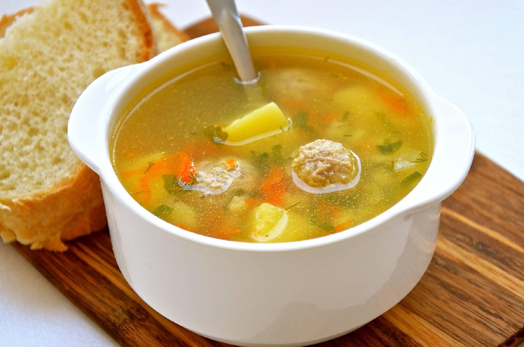 гречневый суп рецепты