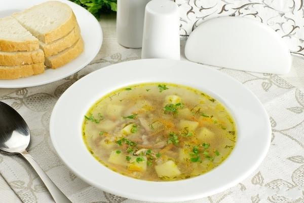 гречневый суп рецепт приготовления