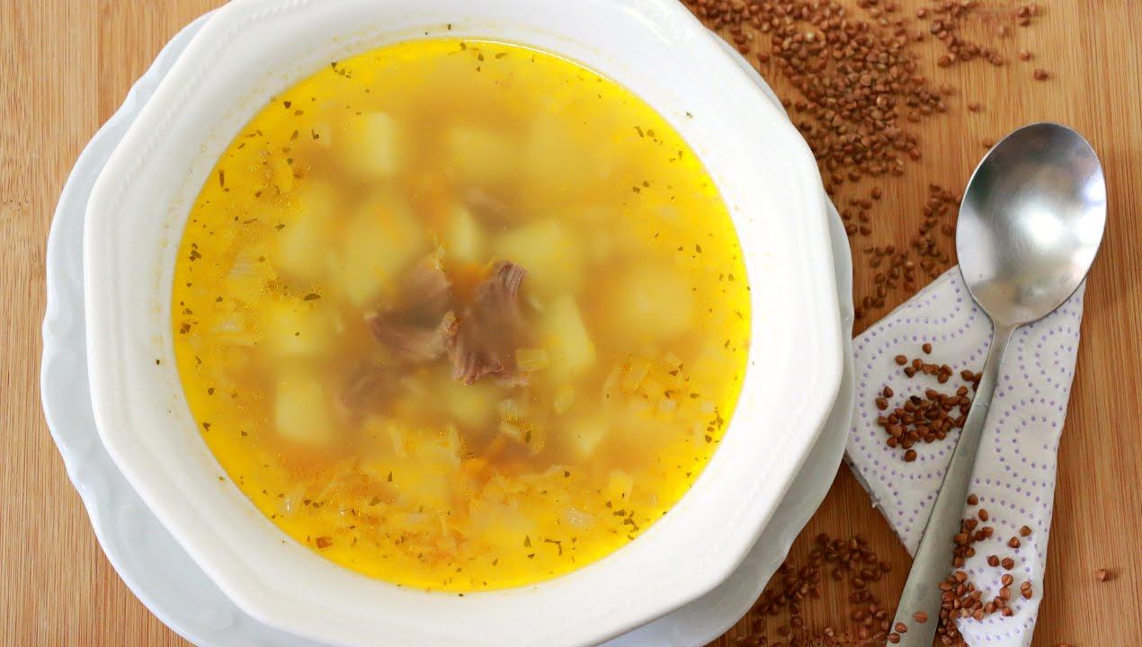 гречневый суп рецепт