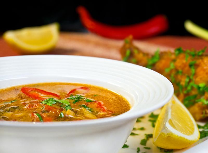 как готовить рыбный суп