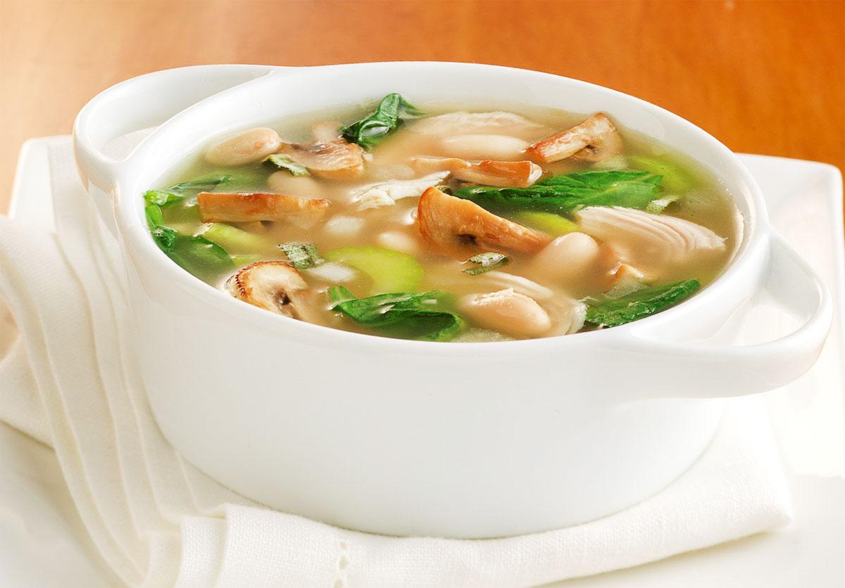 как готовить суп без мяса