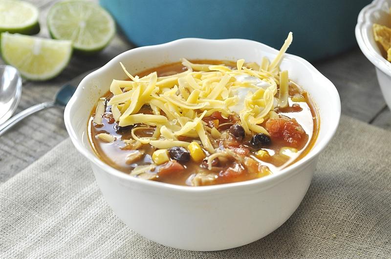 как готовить суп из индейки