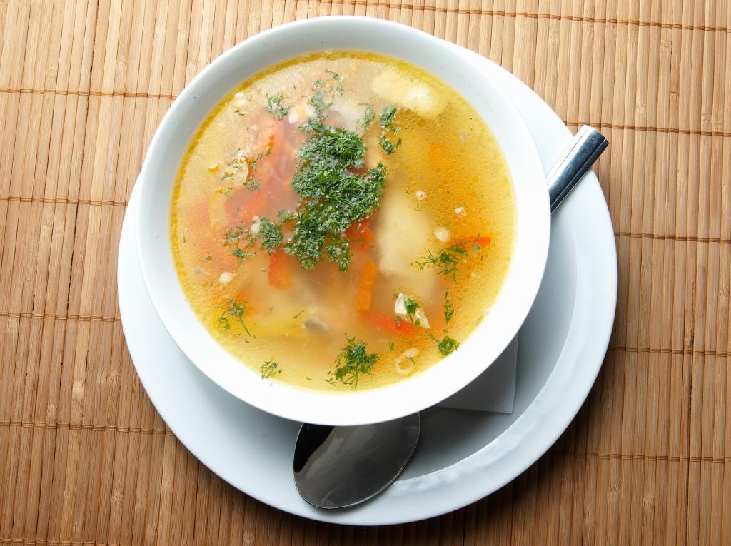 как готовить суп из кролика