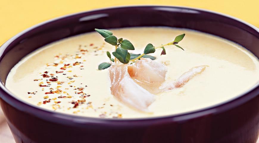 как готовить суп из тыквы
