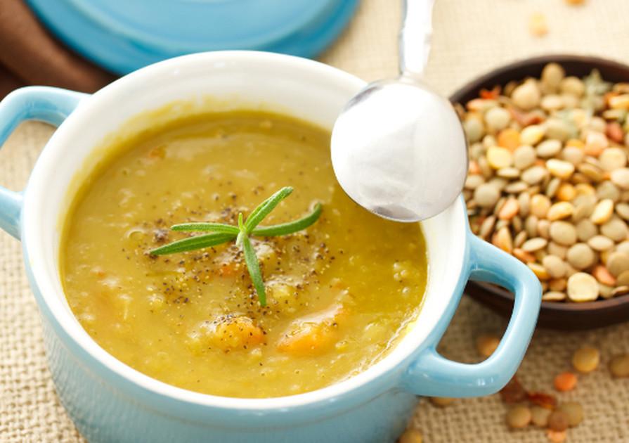 как готовить чечевичный суп