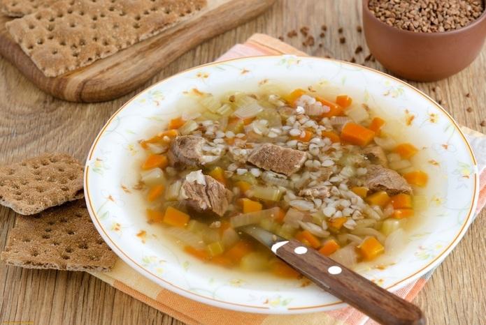 как приготовить гречневый суп