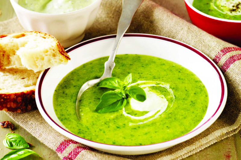 как приготовить жиросжигающий суп