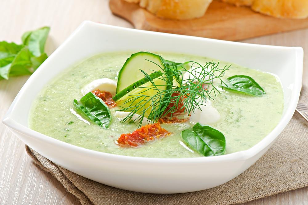 как приготовить легкий суп