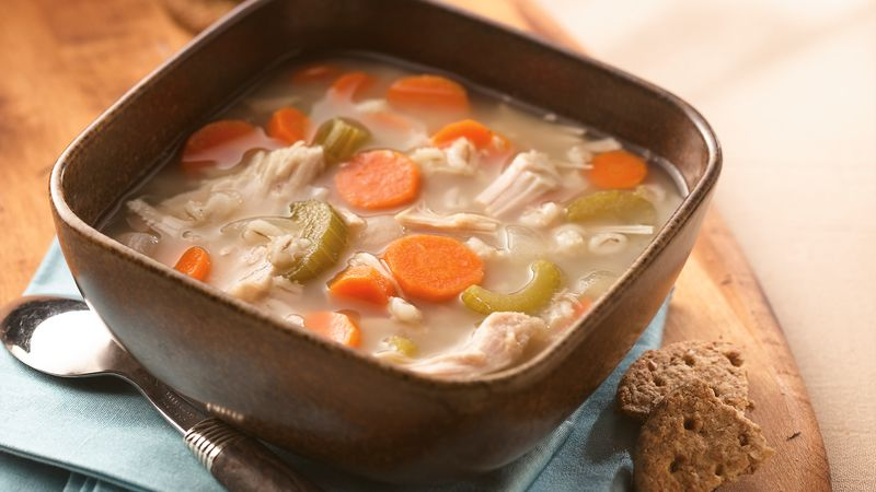 как приготовить суп из индейки