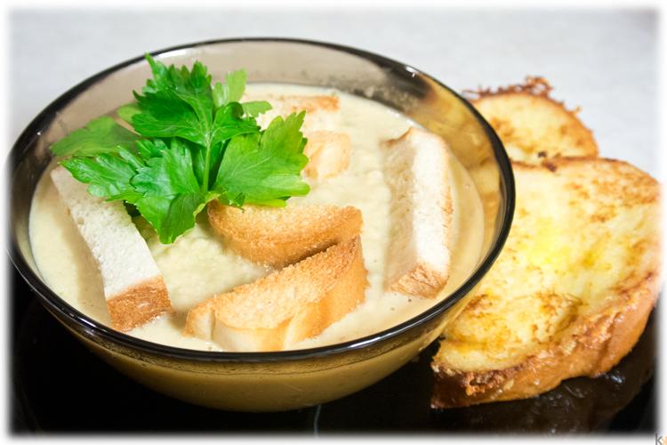 как приготовить суп из кролика