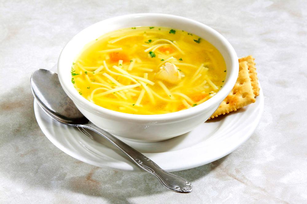 как приготовить суп с курицей