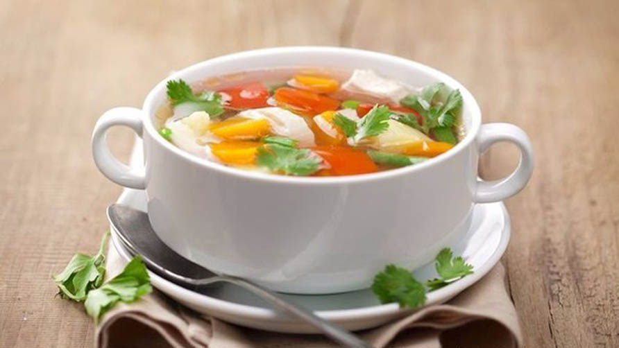 как сделать жиросжигающий суп