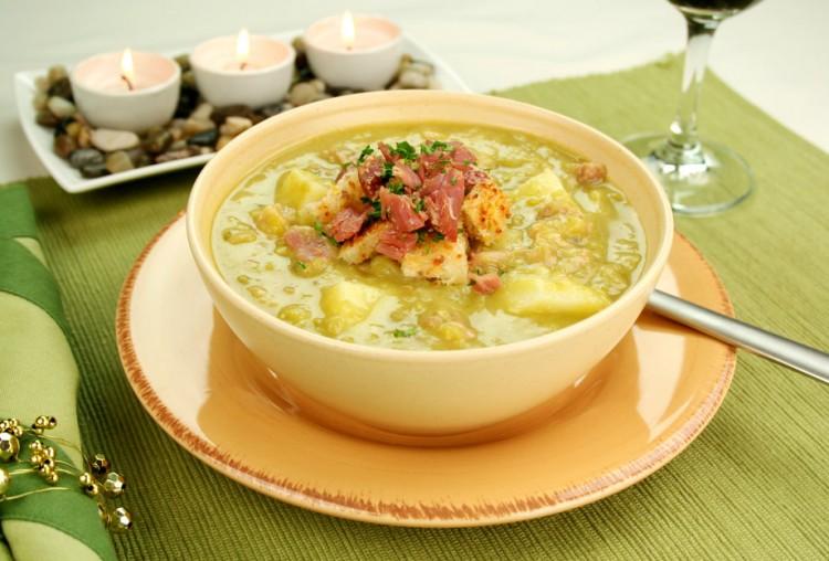 как сделать суп из баранины