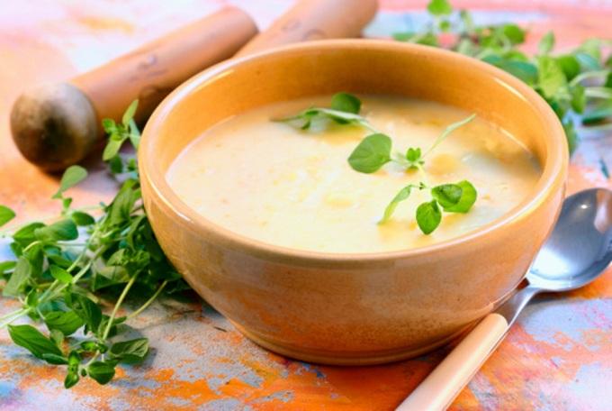 как сделать суп из кролика