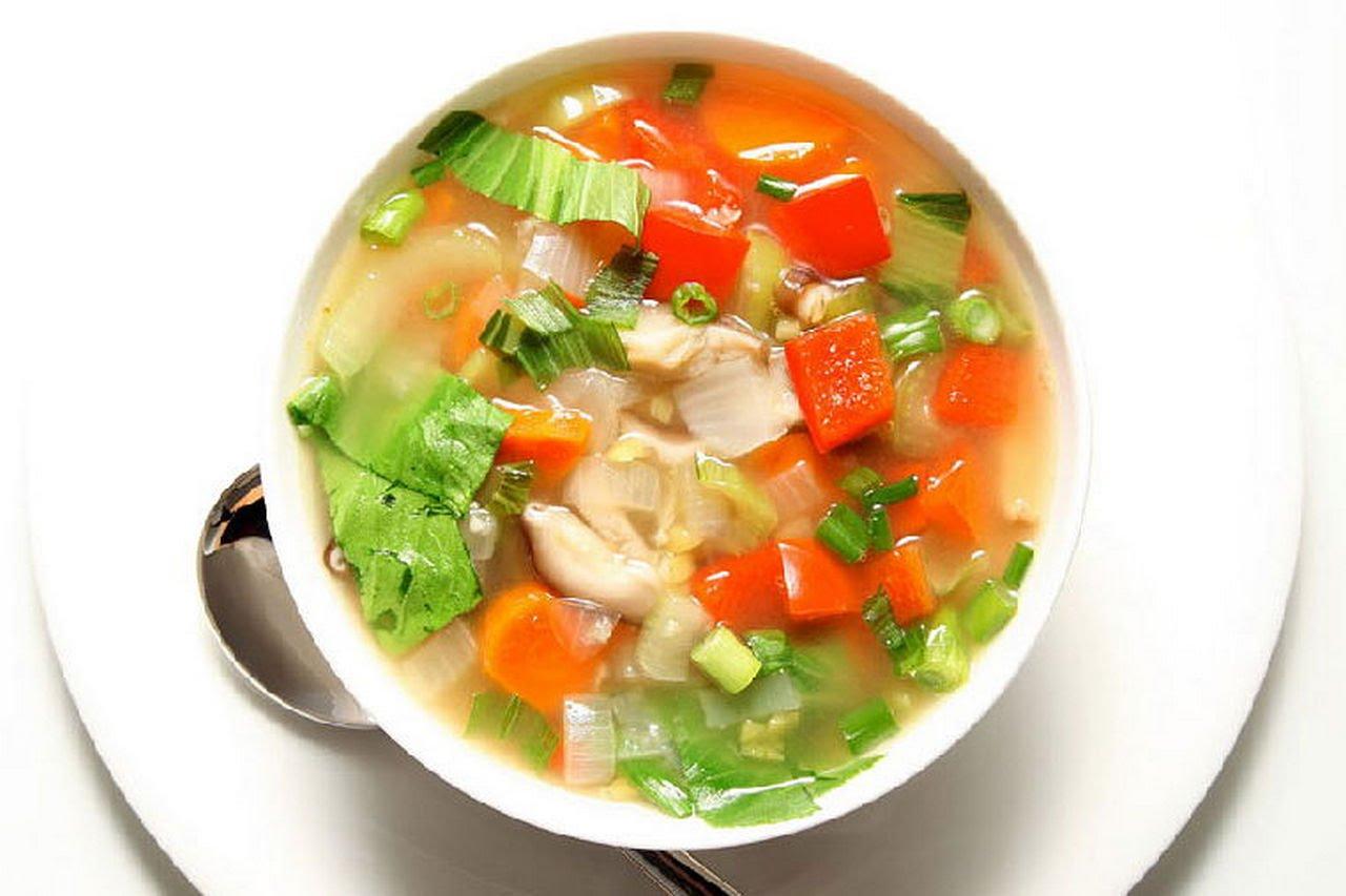 легкий суп рецепт приготовления