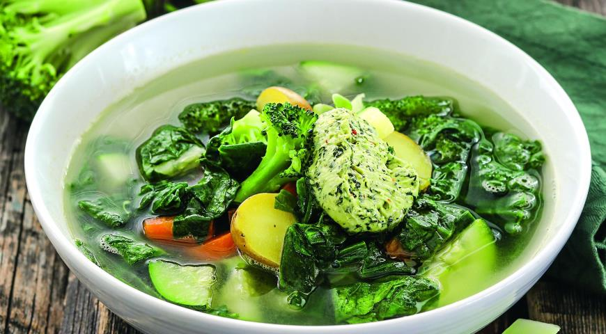 лучшие диетические супы