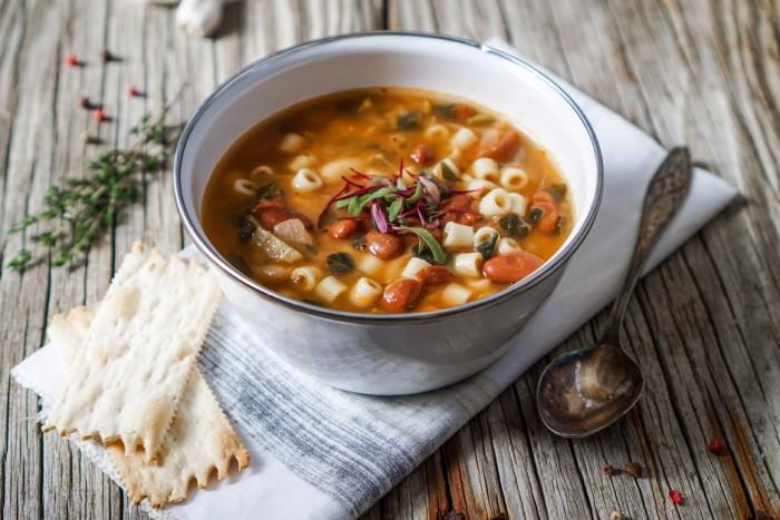 лучший суп из фасоли