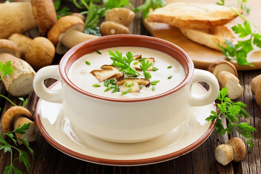 молочные супы