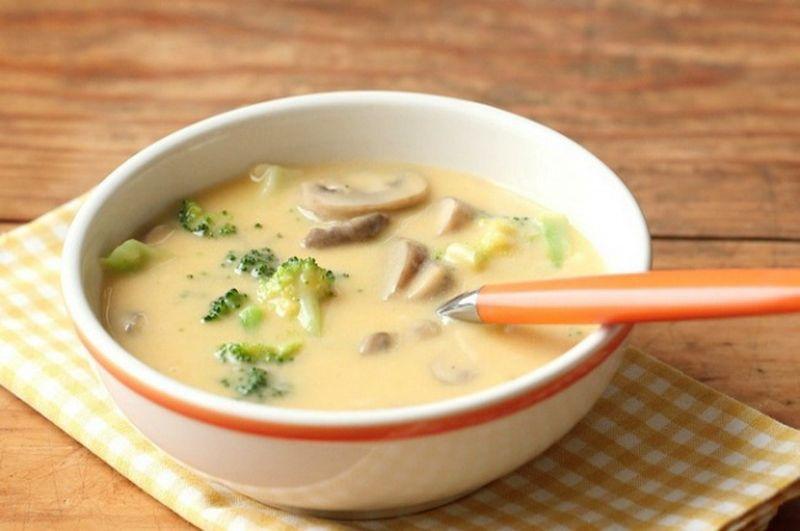 молочный суп рецепт приготовления