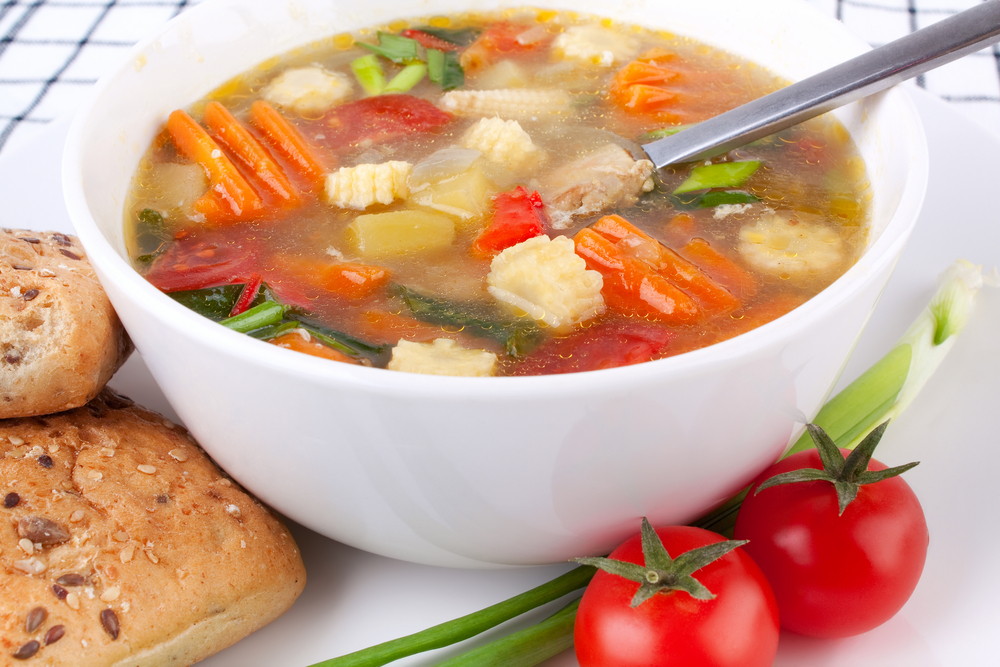 сельдереевый суп рецепт приготовления