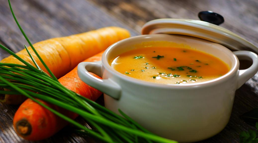 суп без мяса рецепты