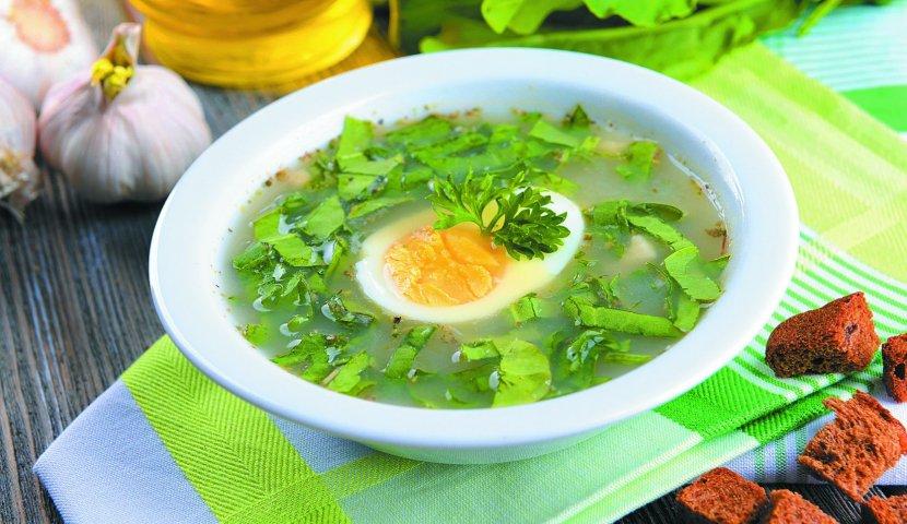 суп без мяса рецепт