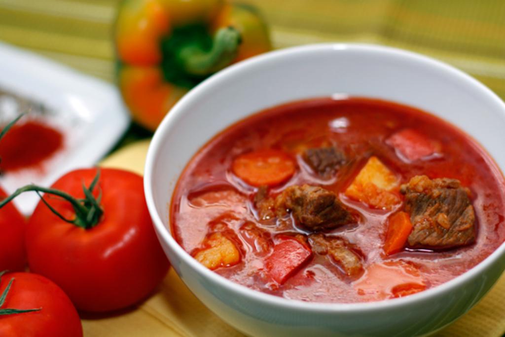 суп гуляш рецепт приготовления