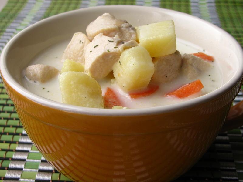 суп из индейки рецепт приготовления