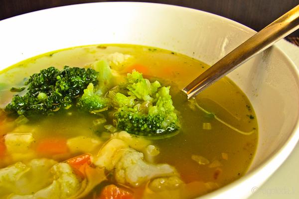 суп из кролика рецепт