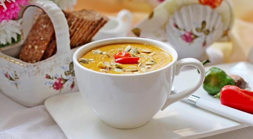 суп из чечевицы рецепт приготовления