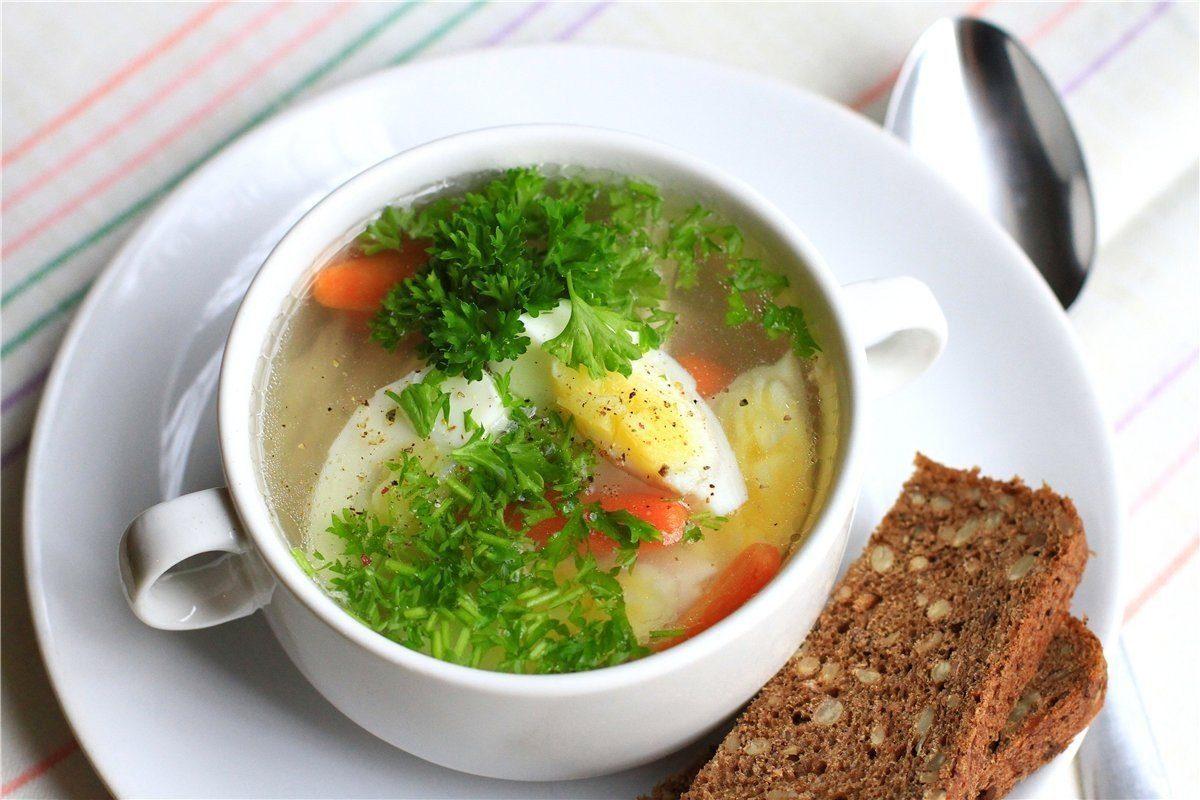 суп с курицей рецепты