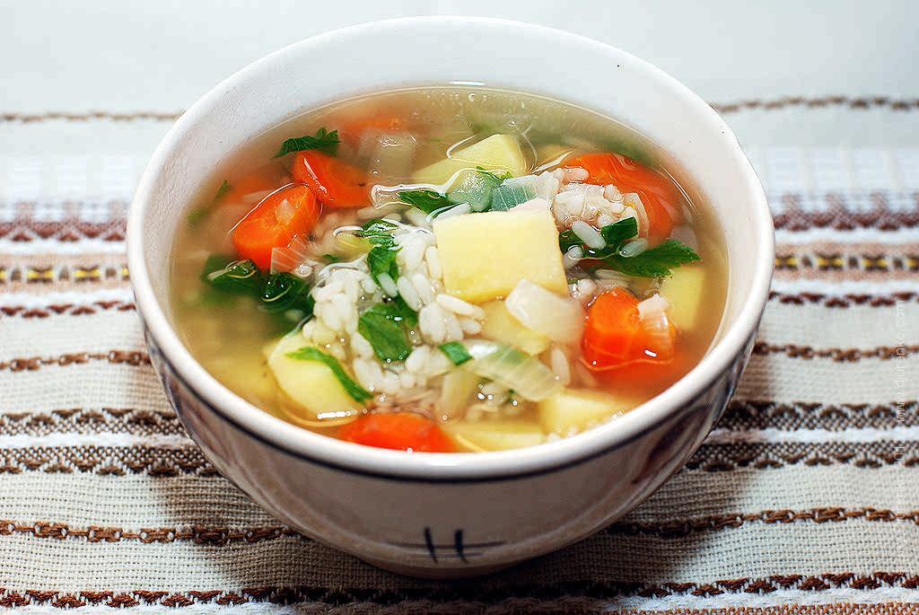суп с мясом рецепт приготовления