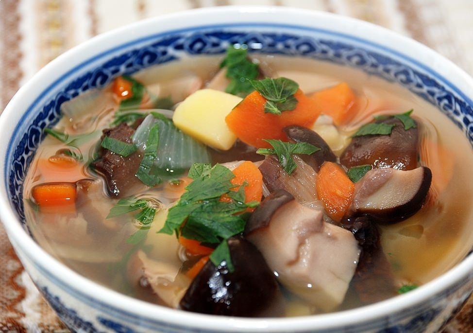 Замороженные супы