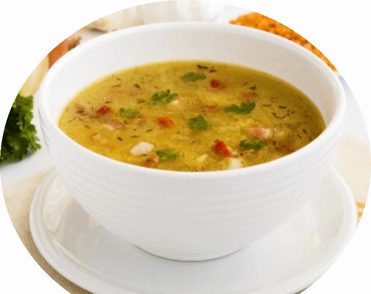 Супы детям — подготовка продуктов и посуды