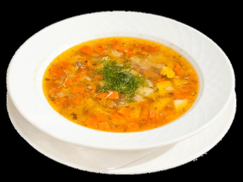 Суп для детей с кабачком