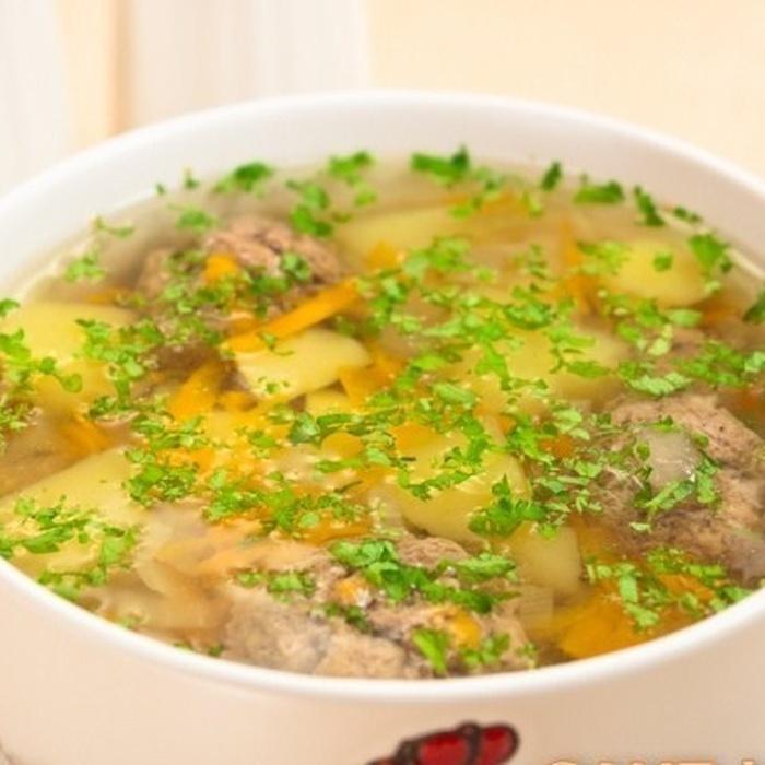 Техника варки разных супов